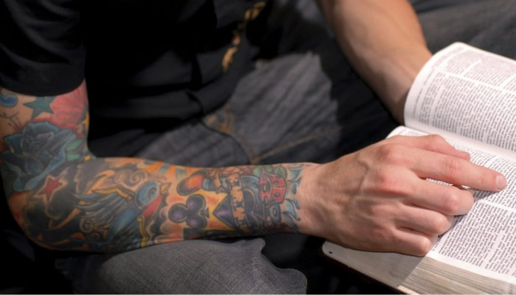 Is it Biblical for Christians to Get Tattoos?