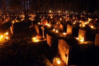All Saints' Day… Whom Are We Celebrating?