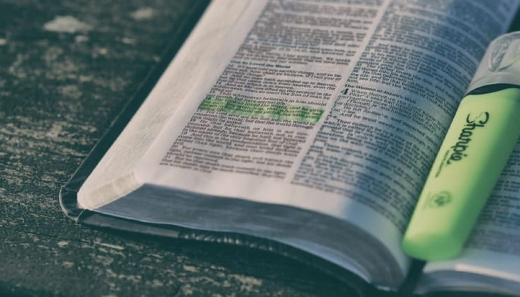 3 Simple Steps for Studying the Bible