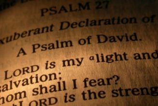Experience God in the Psalms