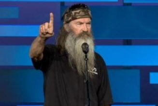 The Gospel of Duck Dynasty in 15 Seconds