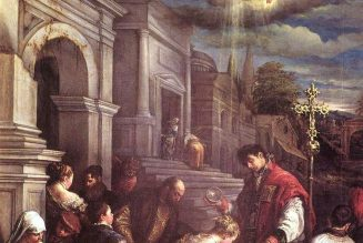 The Martyrdom of St. Valentine