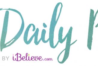 A Prayer to Soothe an Anxious Heart – Your Daily Prayer – September 30