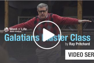 Check Out My Online Galatians Course!