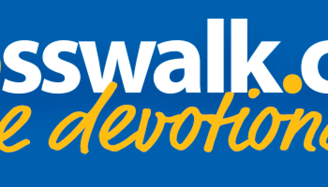 Walking the Floodwall – Crosswalk the Devotional – September 13