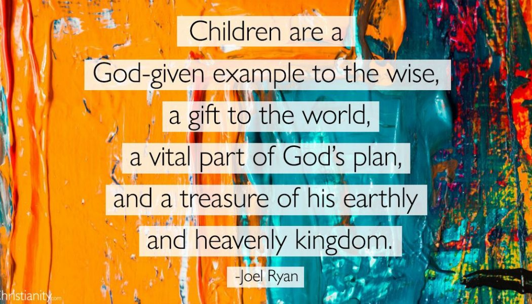 What Does it Mean That Jesus Loves the Little Children?