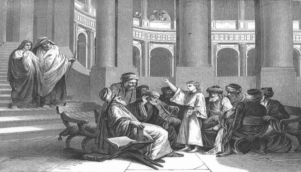 Who were the Pharisees in the Bible?