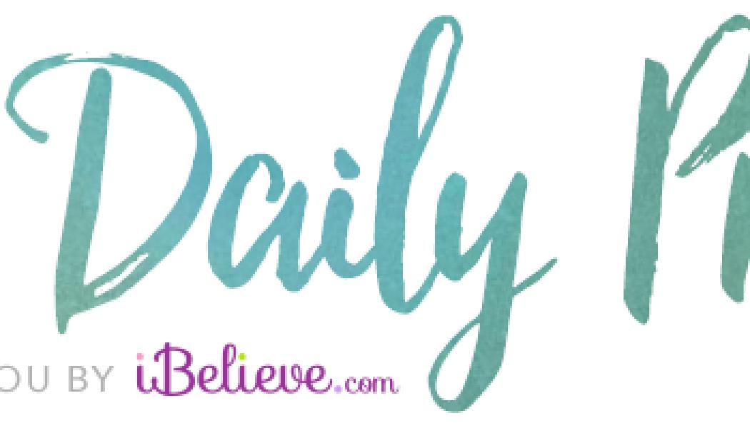 A Prayer of Praise for the Cross – Your Daily Prayer – November 2