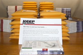 Anchor Mailing To Chaplains on the Border