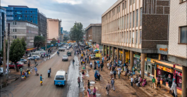 Ethnic Tensions Rises as Ethiopians Protest Church Burnings