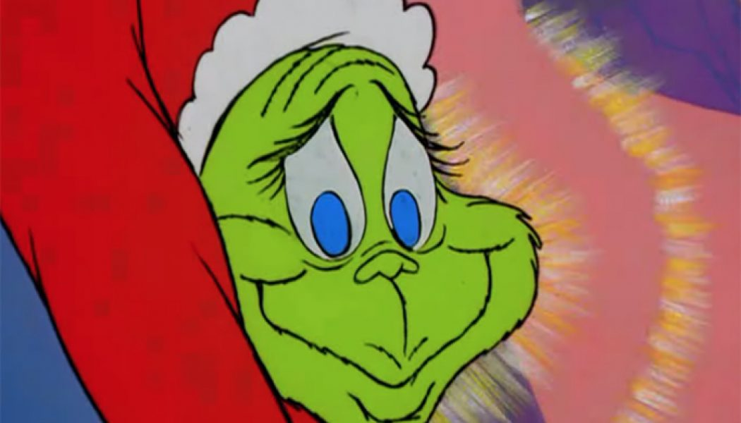From Scrooge to the Grinch, Christmas conversions in classic Hollywood films…