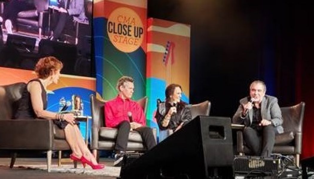Jesus Calling Wraps CMA Fest 2019 with Randy Travis, Crystal Gayle, and more!