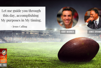 Kurt Warner and CBS' James Brown: Living by God's Playbook