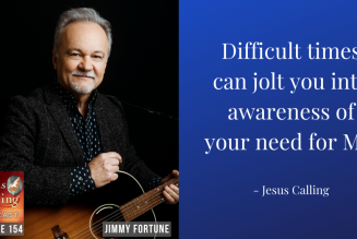 Lifting Up Others Through Service: Country Singer Jimmy Fortune and US Army Veteran Jess Key