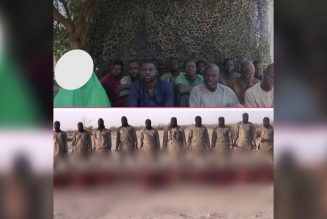 Muslim Jihadists claim execution of 11 blindfolded Christians in Nigeria…