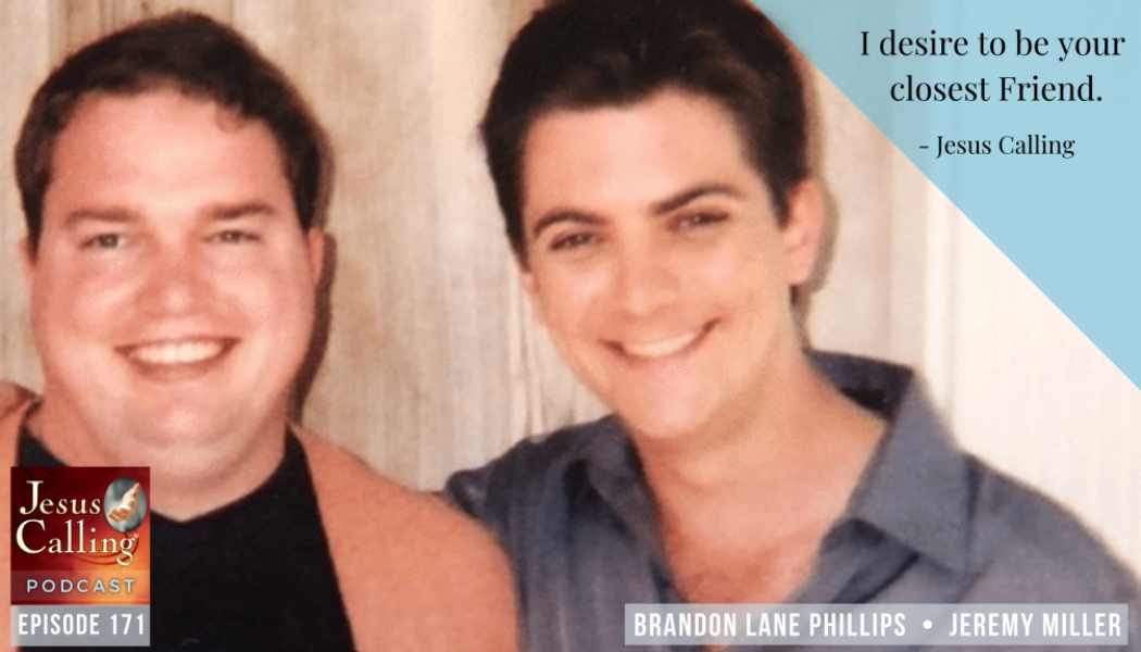 The Life-Changing Power of Connection: Jeremy Miller, Brandon Lane Phillips, & The Singing Contractors