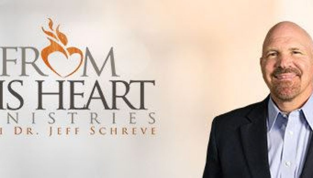 The Living God – From His Heart – December 8
