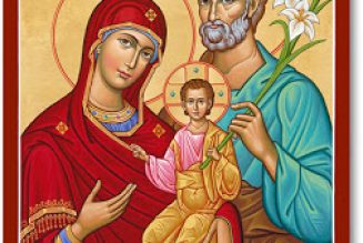 The readings for Holy Family Sunday…