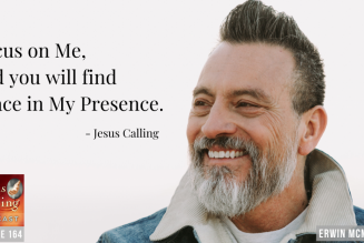 Wrestling with Questions, Finding Peace from God: Erwin McManus & Dominic Done