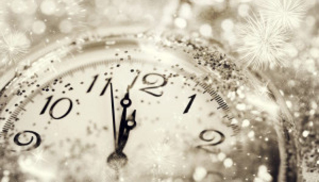 A meditation on the mystery of time…