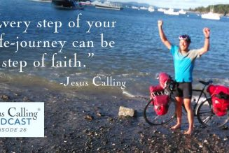A Ride of Faith: Biking Across America with Jesus Calling