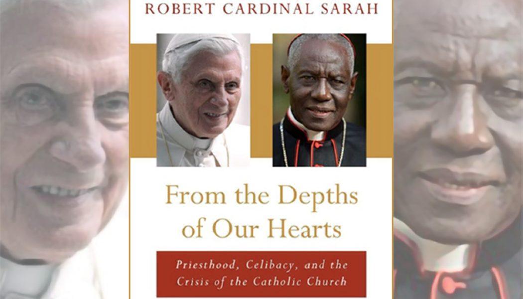 Benedict XVI, Cardinal Sarah co-author new book on priesthood and celibacy…