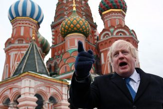 Boris, St. Boris, St. Boris and Brexit…