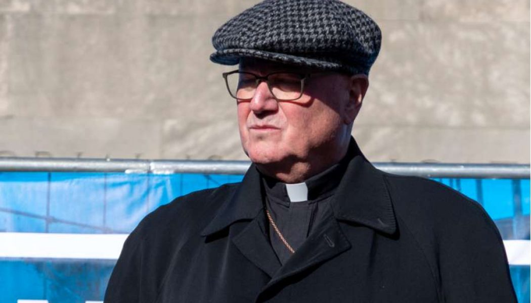 Cardinal Dolan conducting 'Vos estis' investigation into Brooklyn's Bishop Nicholas DiMarzio…