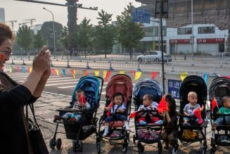 China's birthrate hits historic low, in looming crisis for Beijing…