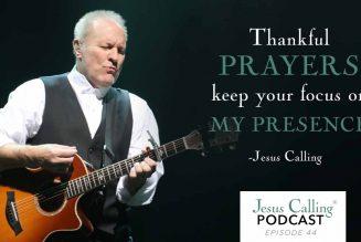 Collin Raye – Trusting God In Every Circumstance