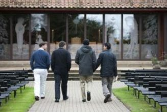 Discernment shouldn't stop when you enter the seminary…