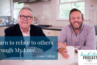 Discovering Who Jesus Is At the Table: Mark Lowry and Andrew Greer