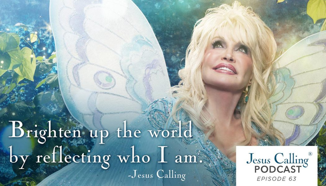 Dolly Parton Believes with God, All Things Are Possible
