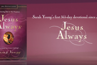 Find Joy In Me – Jesus Always by Sarah Young
