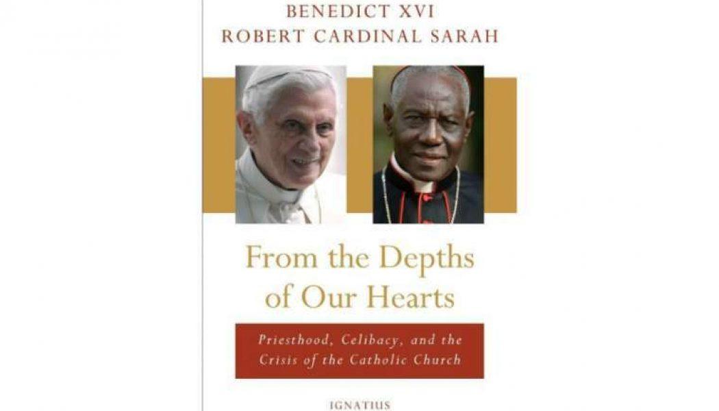 Ignatius Press says claims that Benedict XVI did not co-author book on celibacy are 'false'…
