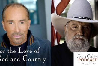 Lee Greenwood and Charlie Daniels Live for God and Country