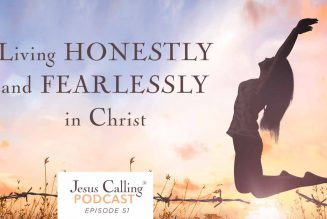 Living Honestly and Fearlessly In Christ: Kelly Balarie and Esther Fleece