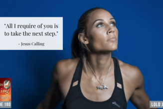 Never Give Up the Fight to Get Better: Lolo Jones & Evander Holyfield