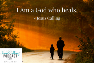 Our Hurts, God's Healing: MercyMe's Bart Millard and Actor Jim Caviezel