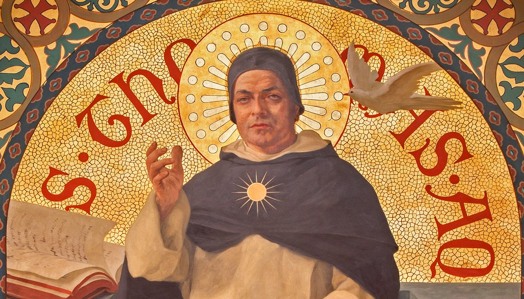Put your life in order with this prayer by St. Thomas Aquinas…