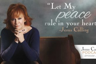 Reba McEntire Finds Peace In Jesus Calling