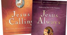 Reba McEntire on Jesus Calling & Jesus Always