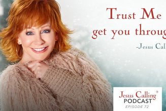 Reba McEntire: When Christmas is Hard, You Can Still Find Joy