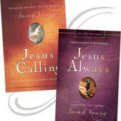 Receive My Peace – A Jesus Calling Video Devotional