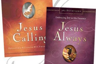 Receive My Peace – A Jesus Calling Video Devotional