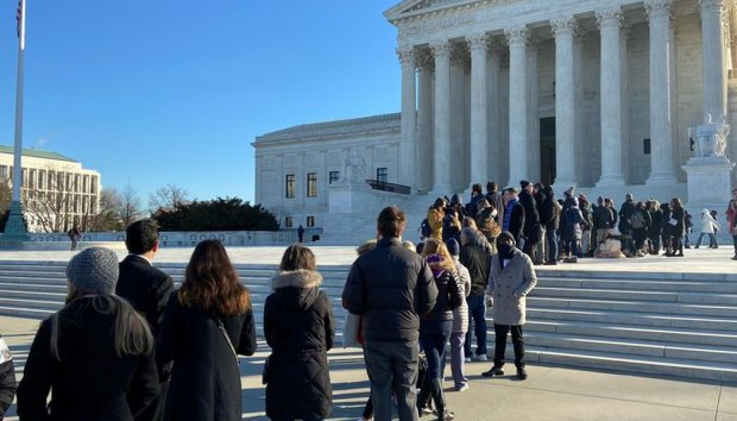 Supreme Court split over Montana case on public funding for religious schools…
