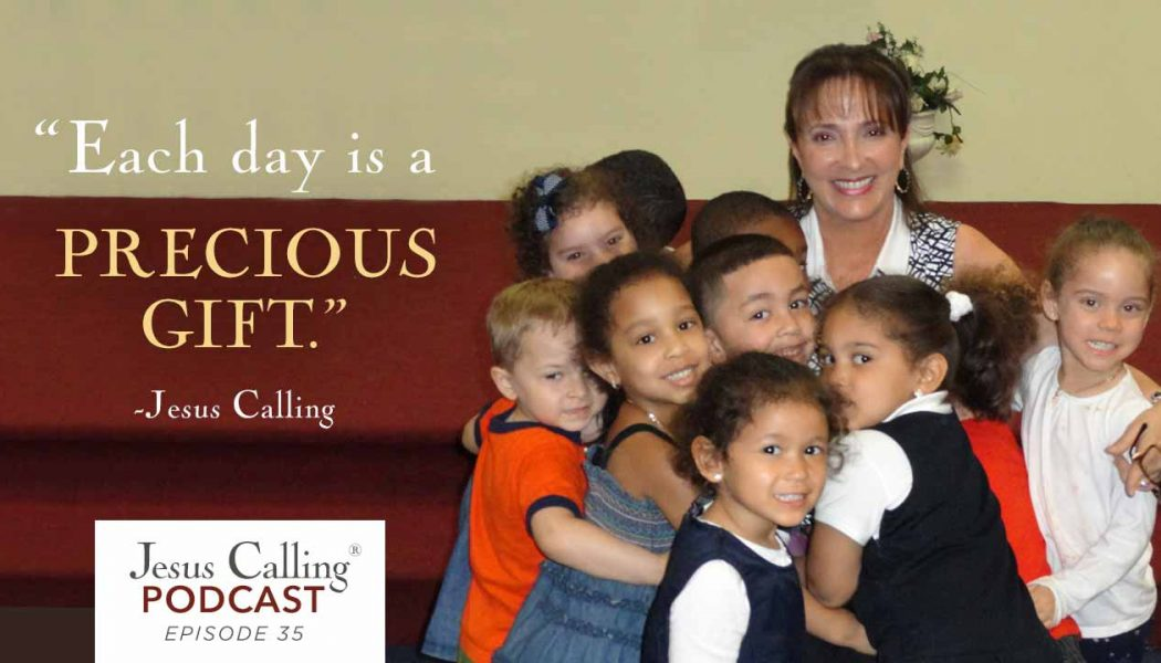Teaching Christ's Love to All Ages: Lee Ann Mancini