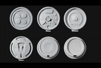 The evolution of the coffee cup lid…