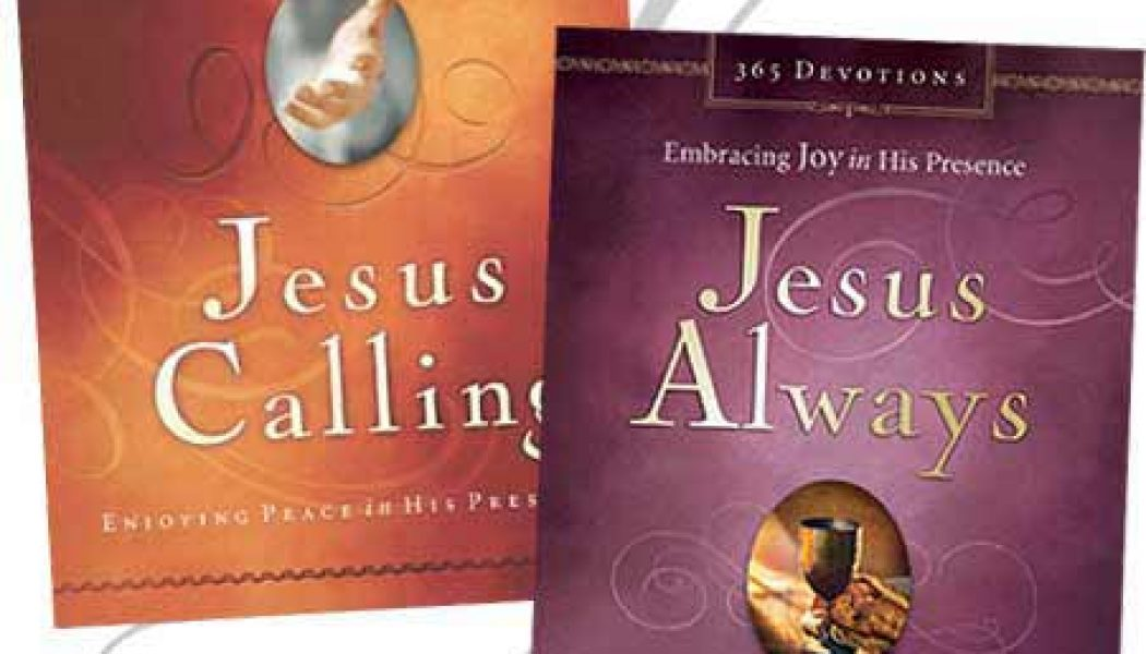 Trust In Me – Jesus Calling Video Devotional by Sarah Young