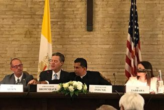 Where virtue falls short, U.S. envoy says money talks on religious freedom…